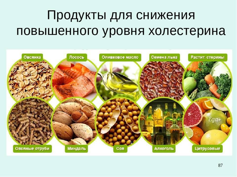 10 советов как снизить холестерин с помощью питания