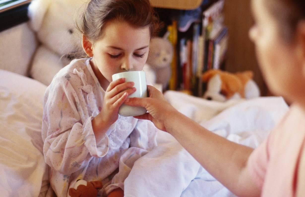 кашель ночью у ребенка причины
