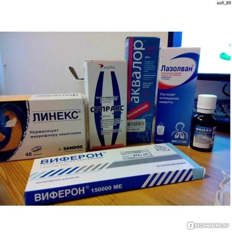 Антибактериальная терапия при ларингите у взрослых людей