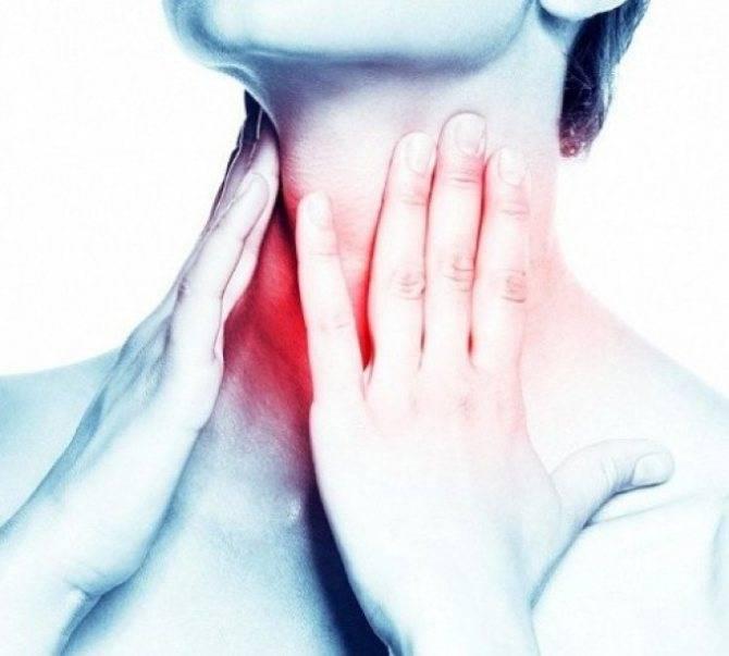 заболевание гортани и лечение
