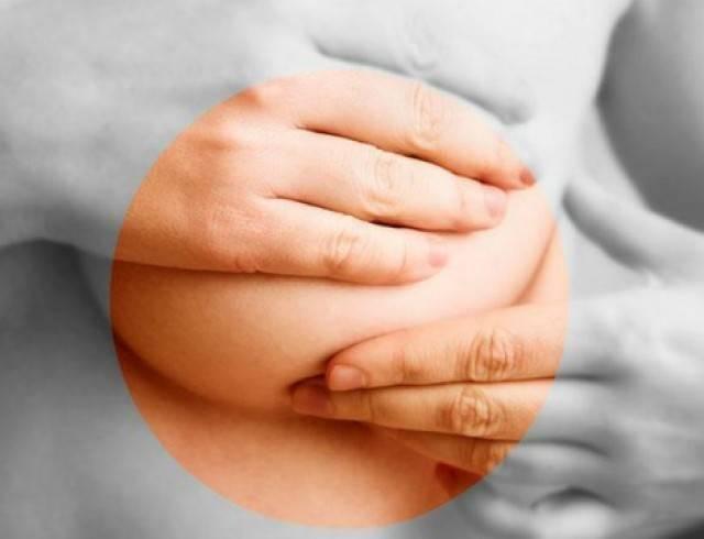 боль в молочных железах при климаксе