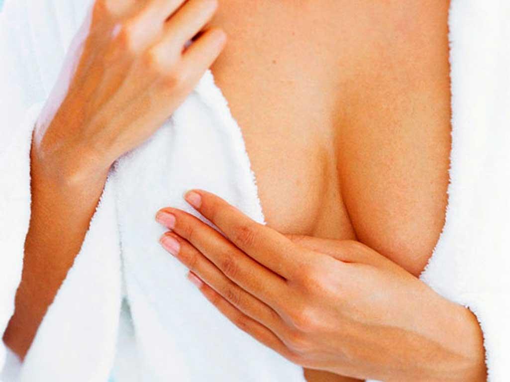 Эффективность массажа при мастопатии, ограничения, правила проведения