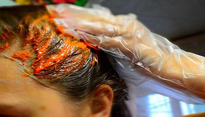 краска для волос убивает вшей