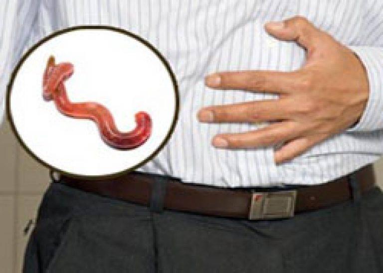 Паразиты в желудке человека симптомы — parazit24