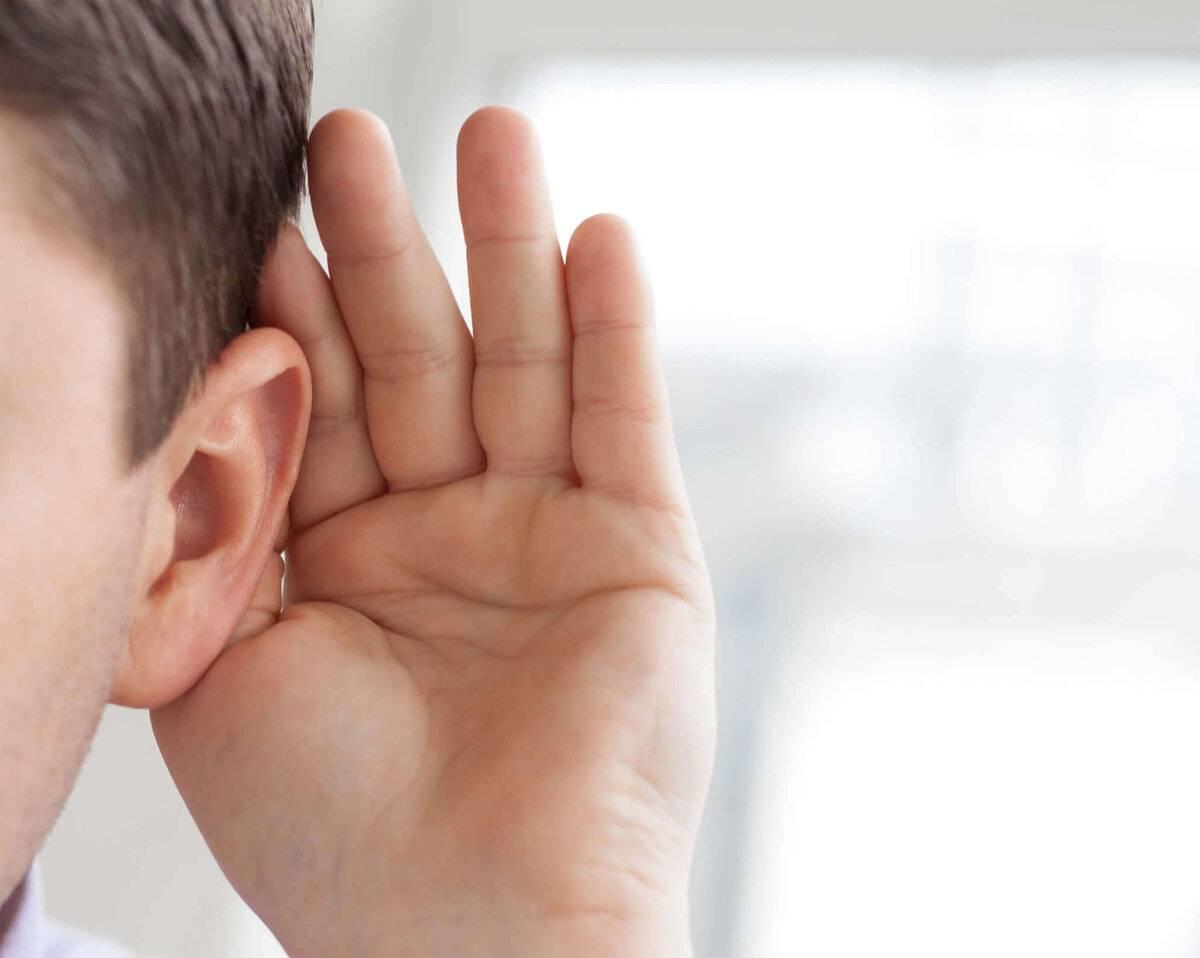 степени глухоты