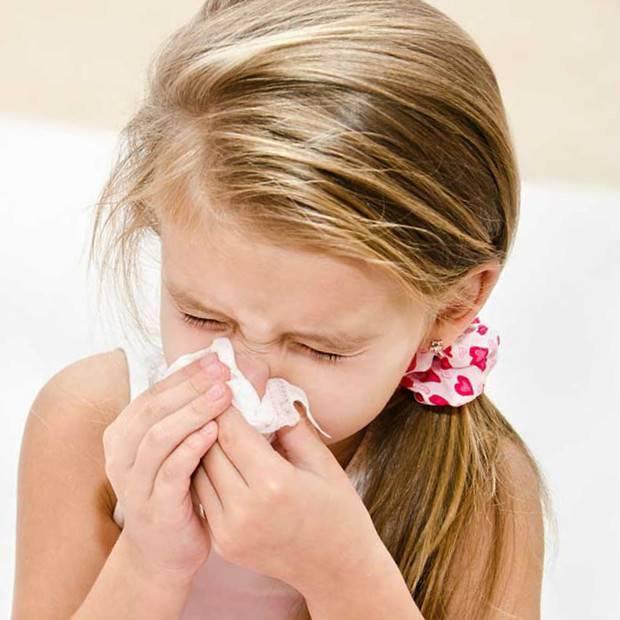 Методы лечения гайморита у ребенка 5 лет