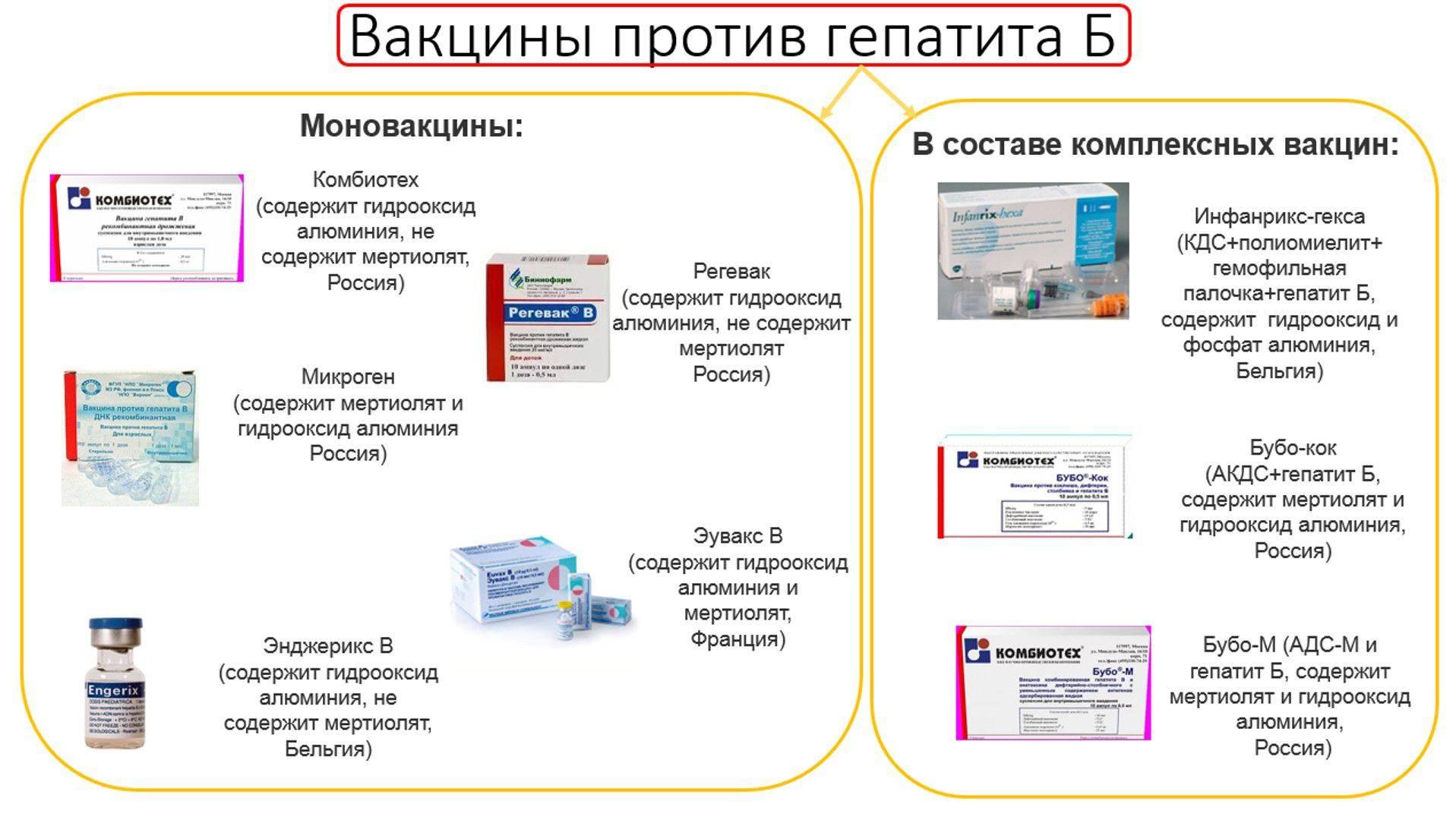 Прививки против гепатита а: график, инструкция, побочные эффекты