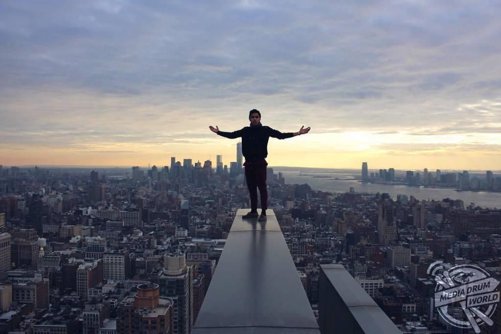 Как преодолеть боязнь высоты - wikihow