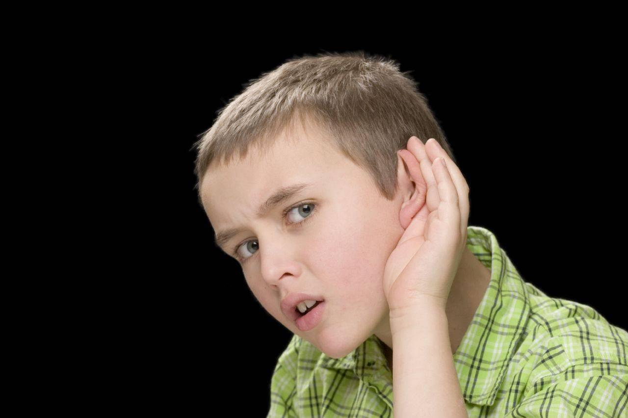Тугоухость у ребенка: причины, симптомы, лечение тугоухости, нейросенсорная тугоухость