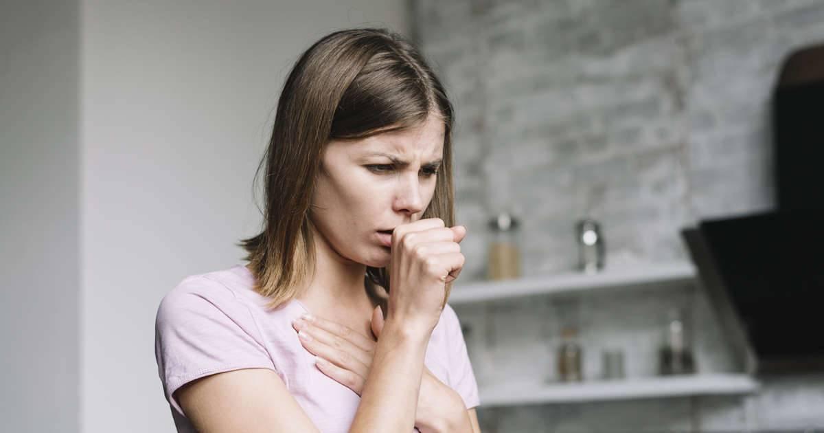 Народные средства от першения в горле