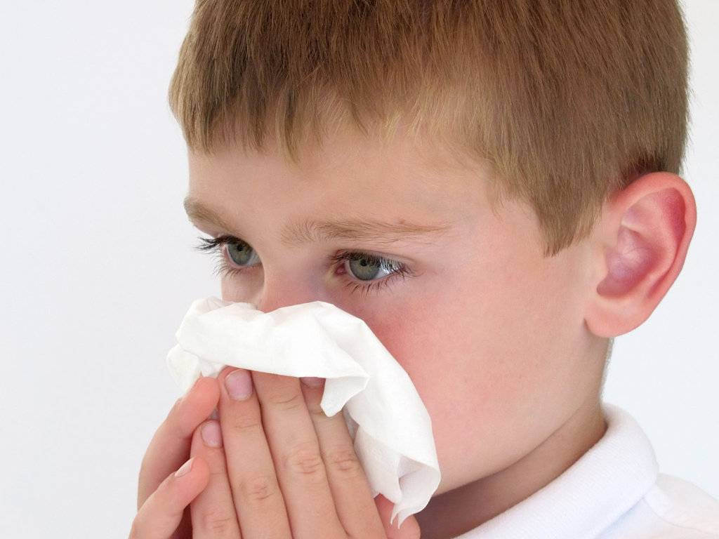 Синусит у ребёнка – опасный недуг под маской насморка