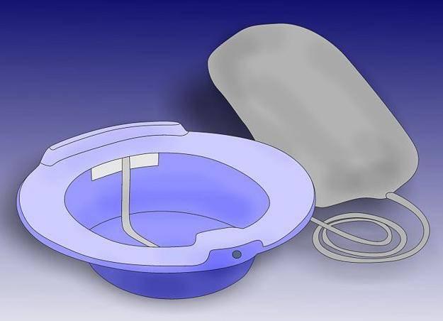 Ванночки при геморрое: как делать ванночки при геморрое с марганцовкой и из ромашки