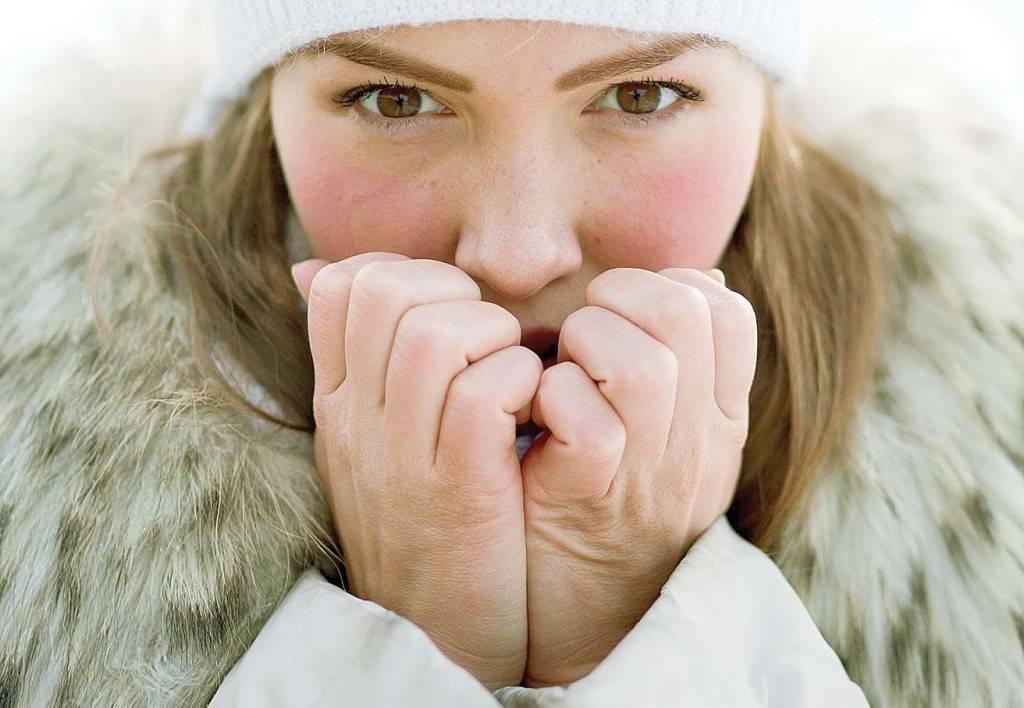 Что означает холодный нос у младенца?