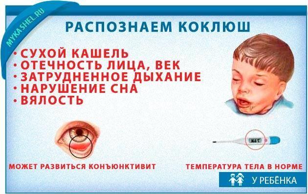 Как и чем лечить сухой кашель у ребенка