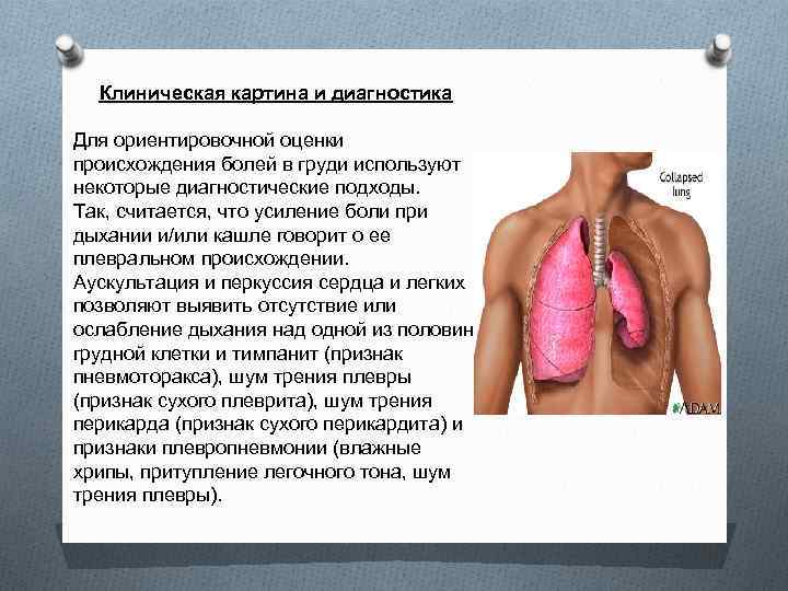 при вдохе появляется кашель
