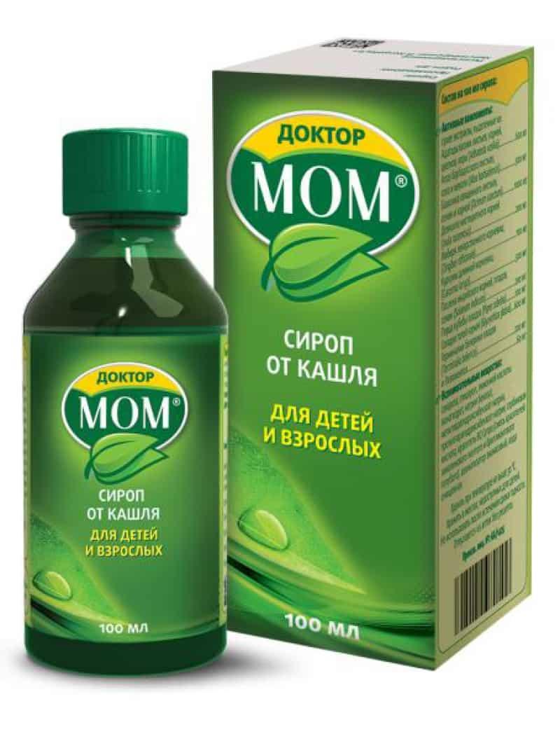 Лекарства от влажного кашля недорогие и эффективные