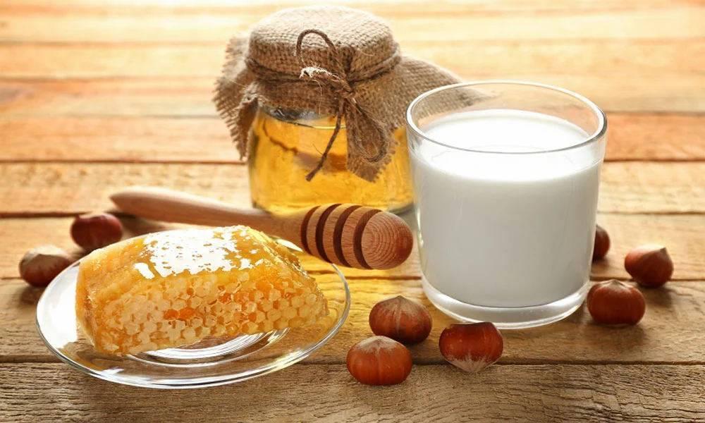 молоко от кашля для детей