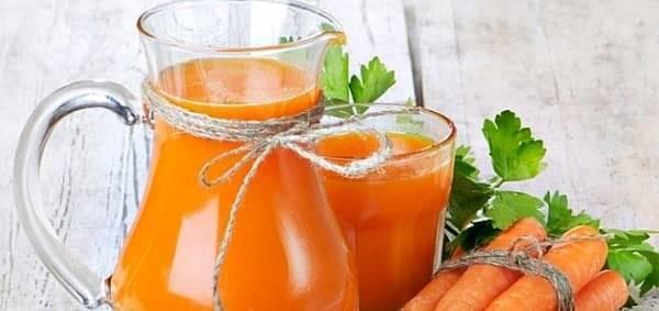 В чём заключается польза и вред морковного сока? употребление продукта при болезнях