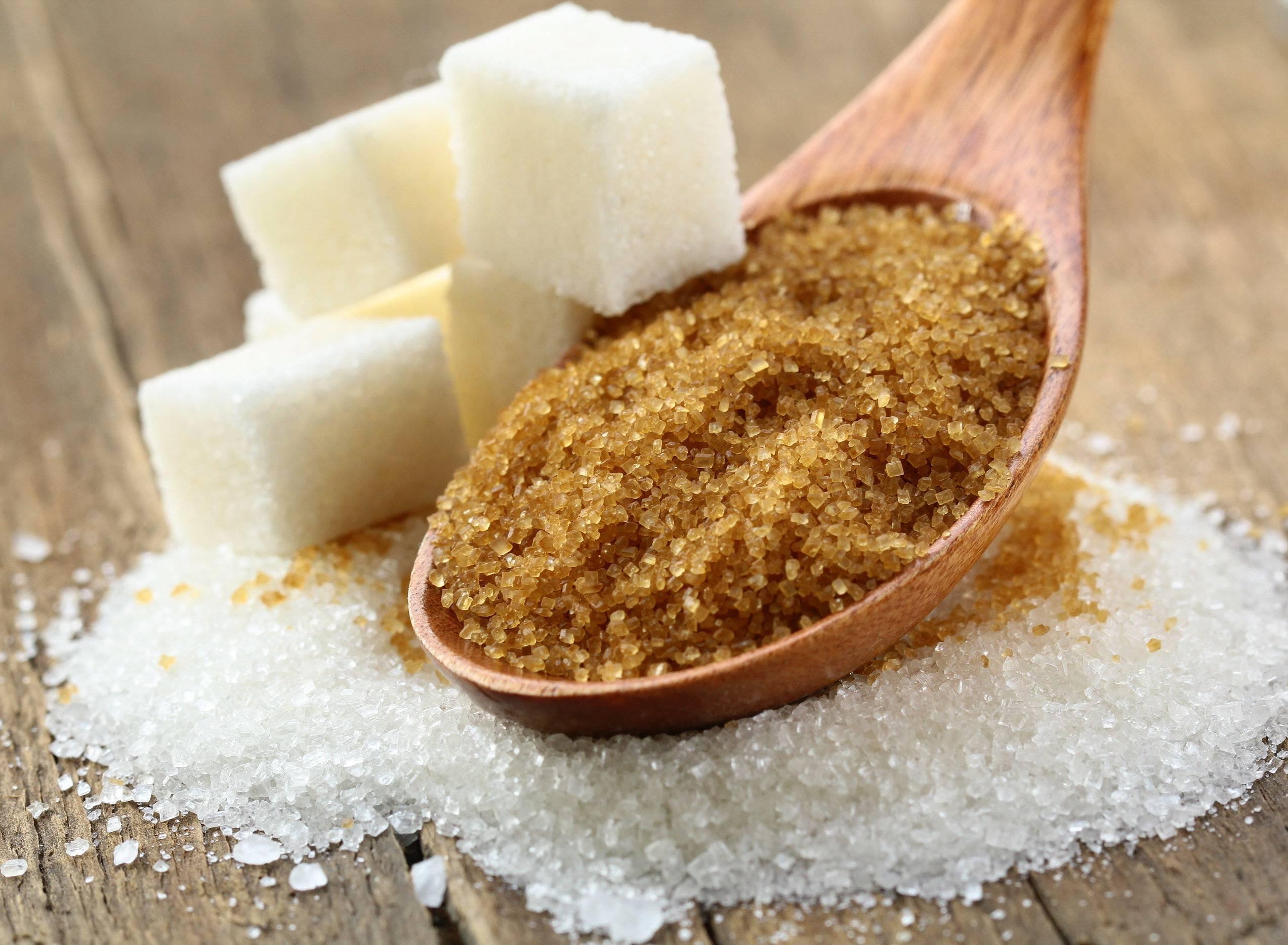 Использование жжёного сахара от кашля