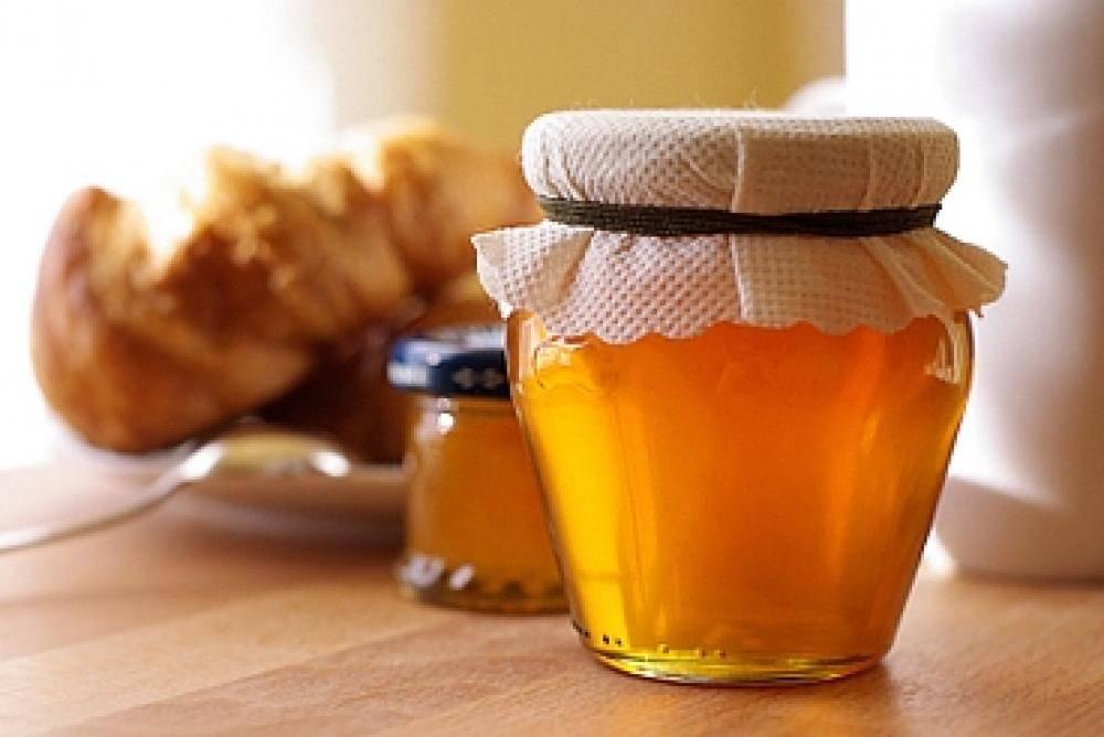 польза меда для печени