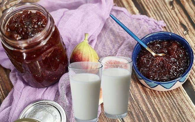 Инжир от кашля: рецепты для детей