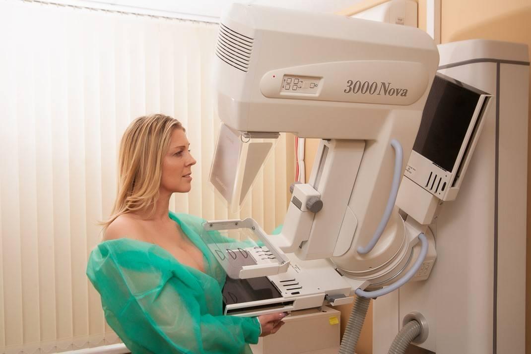 Что такое маммография и как ее делают