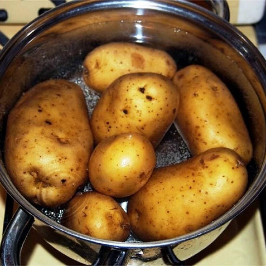 Как дышать над картошкой при кашле и простуде. ингаляция