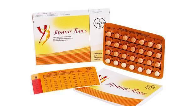 Оральные контрацептивы чтобы увеличить грудь
