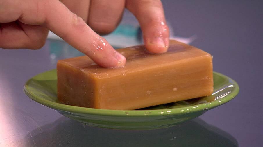 Рецепт от гайморита с хозяйственным мылом