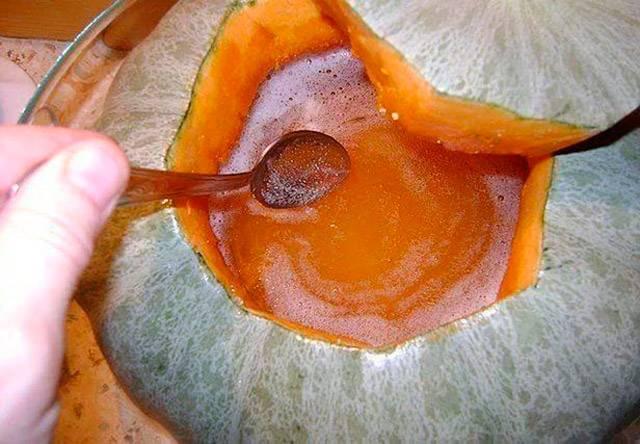 лечение тыквой печени