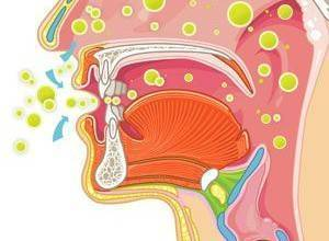 Белая cлизь в горле: причины и лечение. как избавиться?