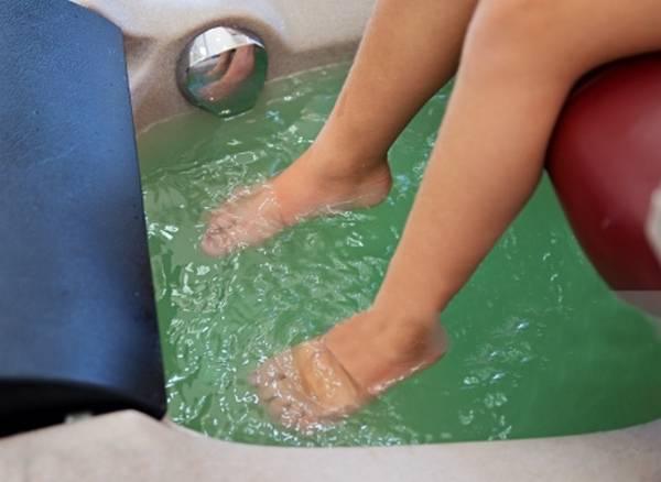 парить ноги в горчице при кашле