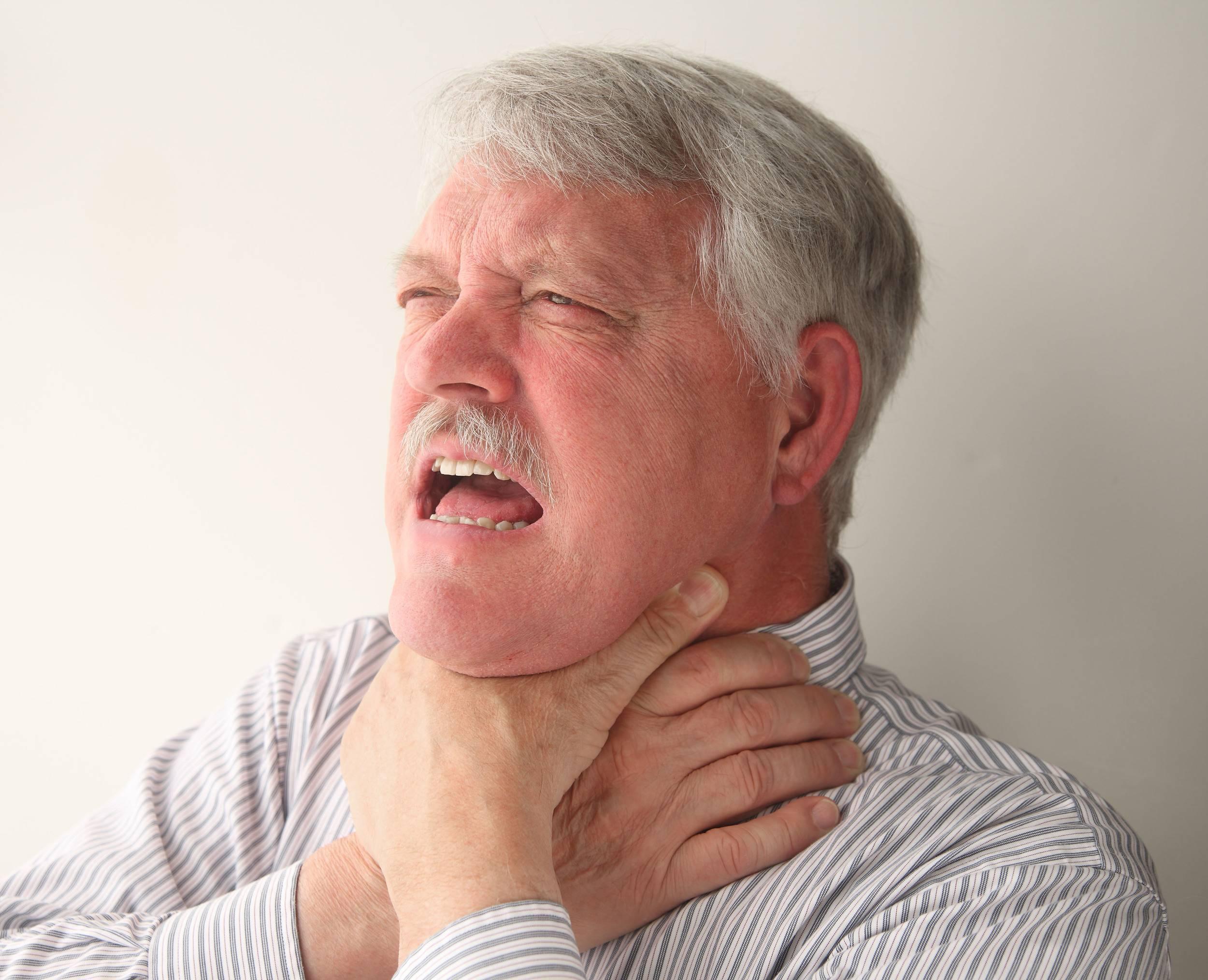 Лечение сухого удушающего кашля у детей и взрослых