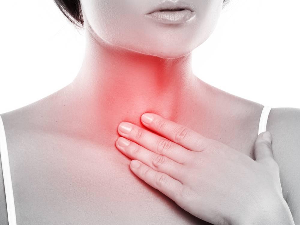 неприятные ощущения в горле при глотании