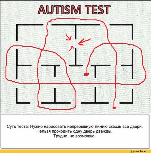 Аутизм у детей: признаки и причины — советы родителям детей с рда