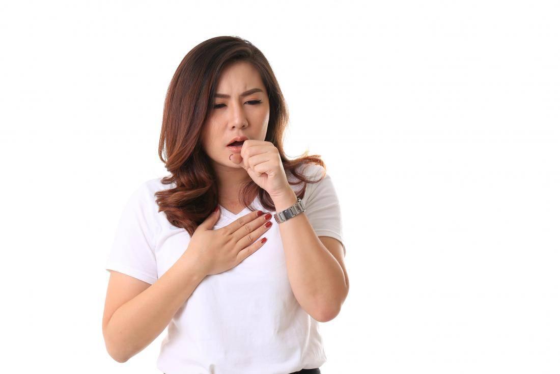 Хронический кашель - причины, симптомы и лечение