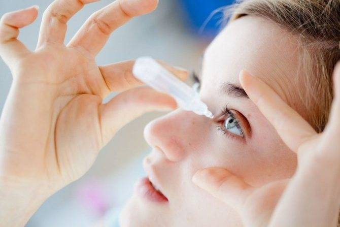 Причины, симптомы, капли для глаз от покраснения глаз