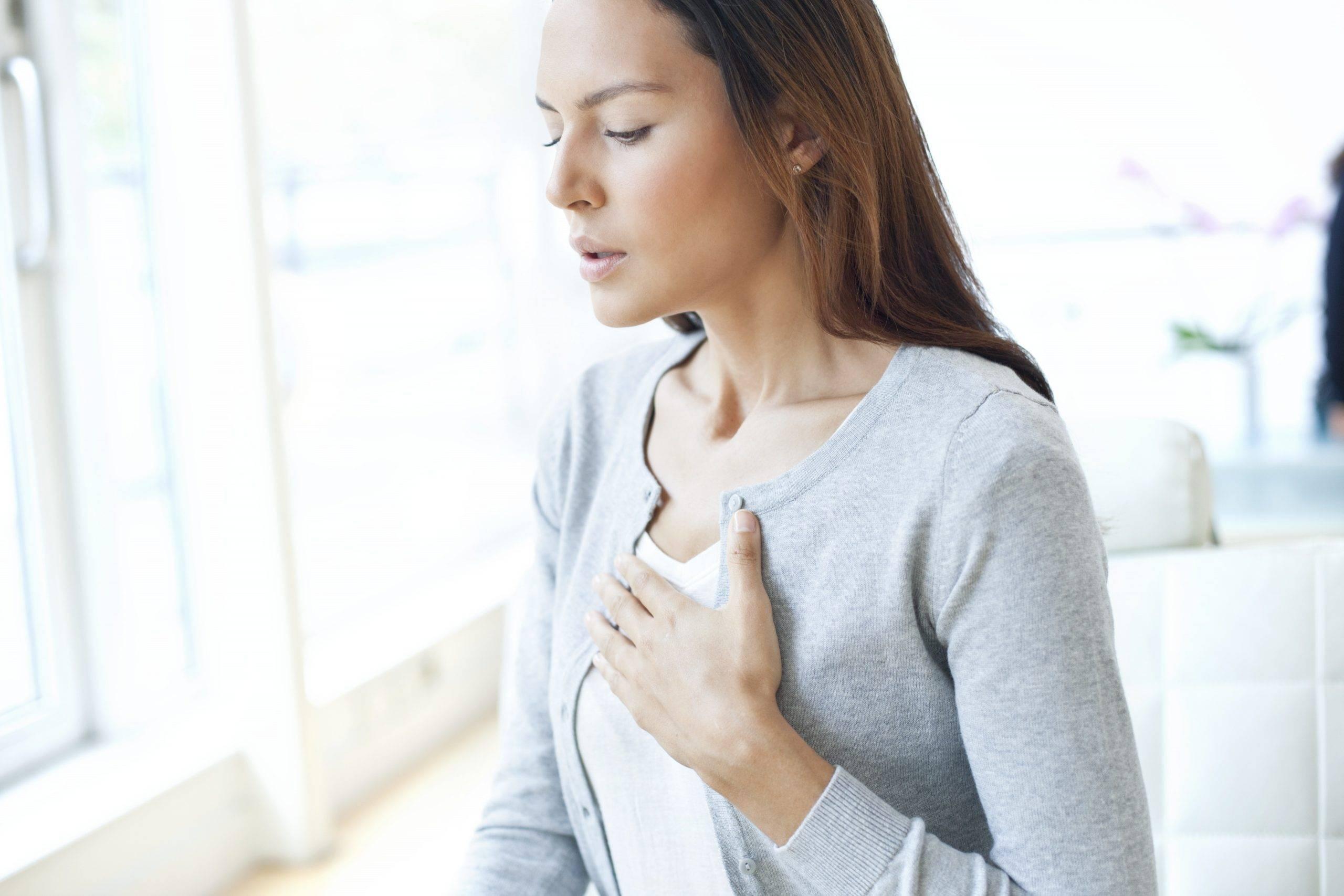 Панические атаки и тревожные приступы при беременности