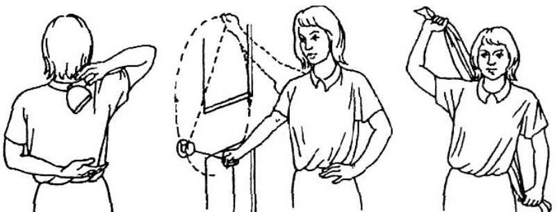 Разрешенный комплекс лфк после мастэктомии и упражнения для восстановления подвижности рук