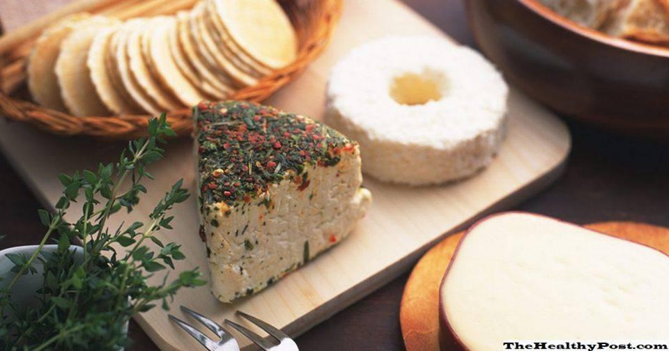Сыр повышает холестерин