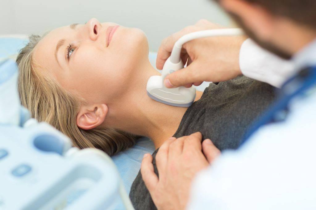 Нормы узи щитовидной железы и подготовка к процедуре