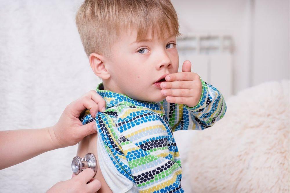 Что делать с остаточным кашлем у детей?