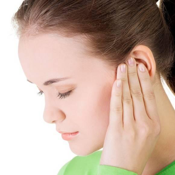 антибиотик в уши