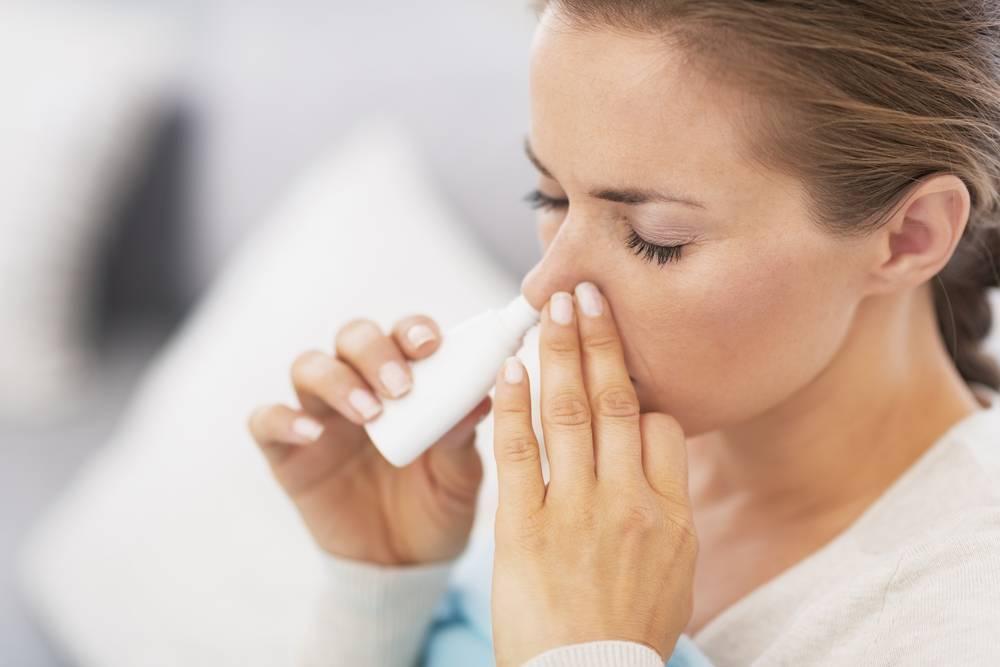 чем лечить нос при беременности