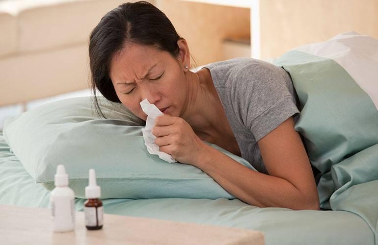 Симптомы и лечение аллергического кашля у детей