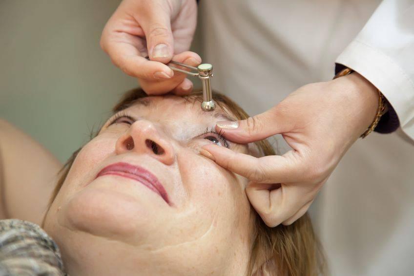 как лечить глазное давление в домашних условиях