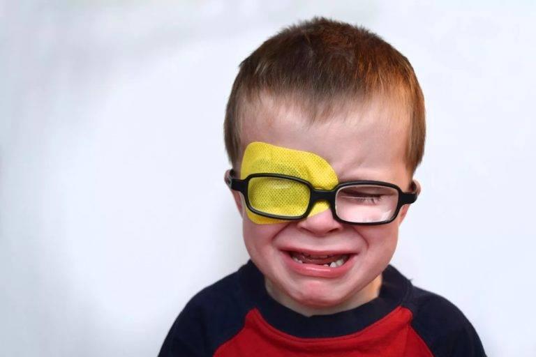 амблиопия упражнения для глаз