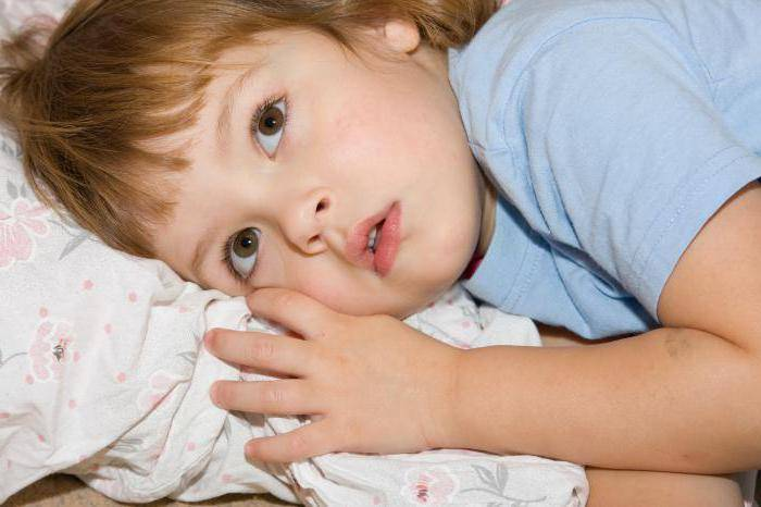 герпес у ребенка чем лечить