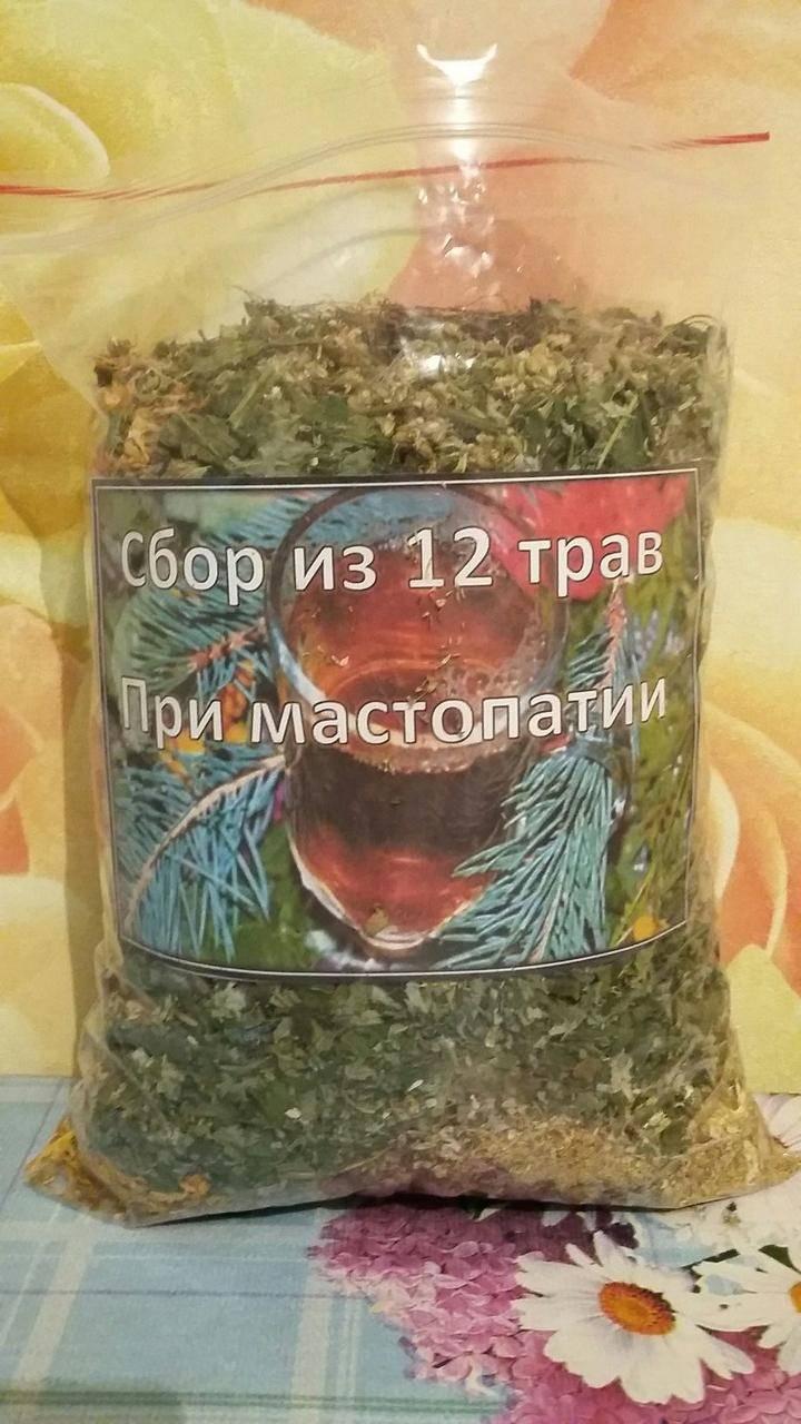 травяные сборы при мастопатии фиброзно кистозной