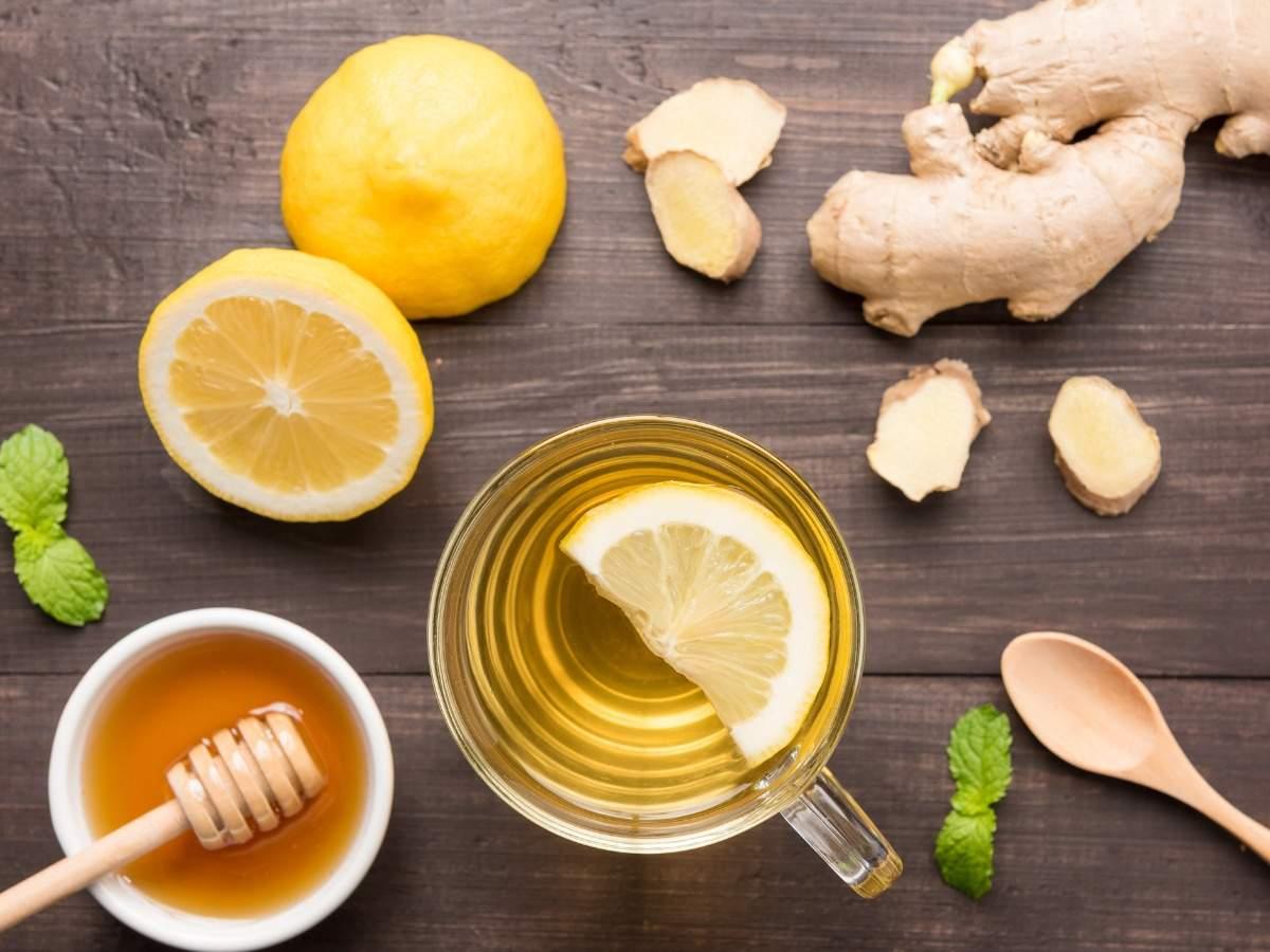 Как сделать лекарство с имбиря с лимоном от кашля